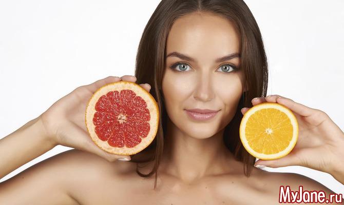 Цитрусы для похудения: разные диеты