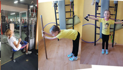 Заботливой маме на заметку: упражнения для корректировки осанки у ребенка