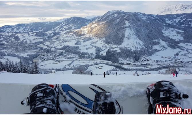 Австрийские лыжные курорты. (Ч. 1)