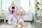 Как научить ребенка расслабляться? photo