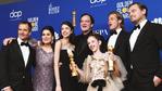 Триумфатор «Золотого глобуса» - фильм «Однажды… в Голливуде» photo