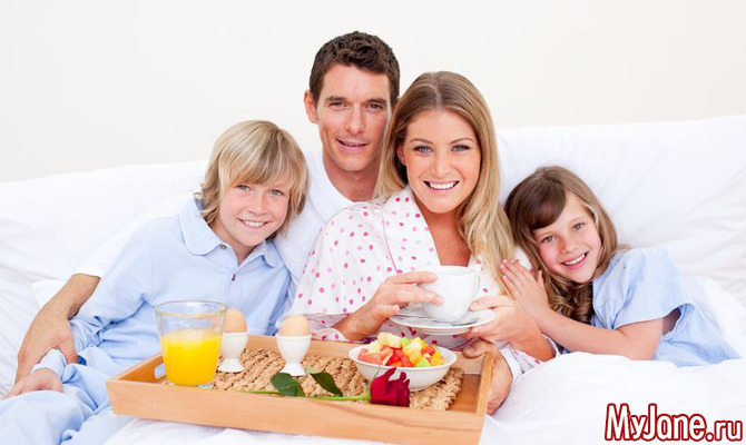 Еда без вреда: идеи простых и полезных завтраков