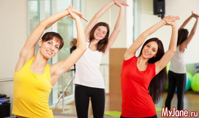 Лечебная физкультура: чтобы быть здоровым и подтянутым в новом году