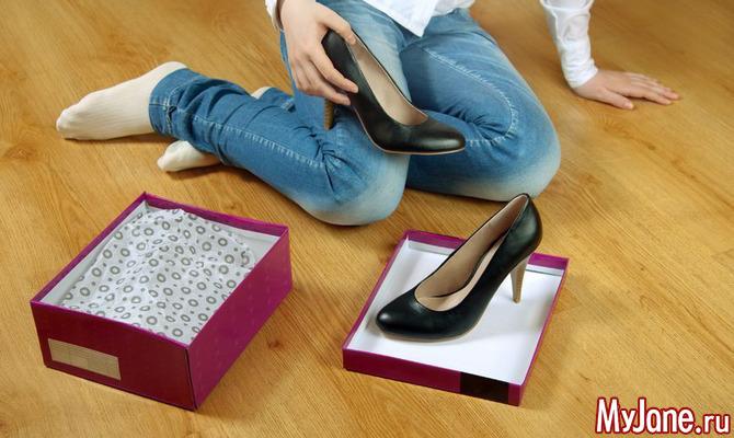 Обувь, которая нравится мужчинам