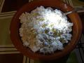 Салат из сырой цветной капусты