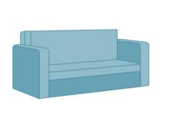 Как выбрать диван Аккордеон?