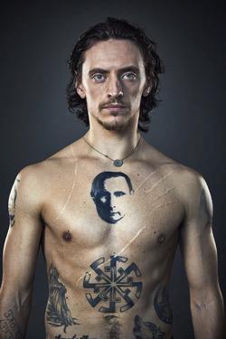 Сергей Полунин гордится татуировкой с портретом Путина
