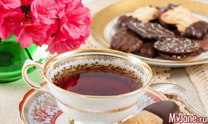 История русского чаепития