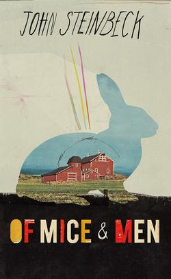 """КВ_2020 20. Книга, которую читал герой другой книги или фильма. Джон Стейнбек """"О мышах и людях"""""""