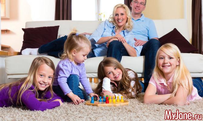 Любовь родителей - секреты воспитания