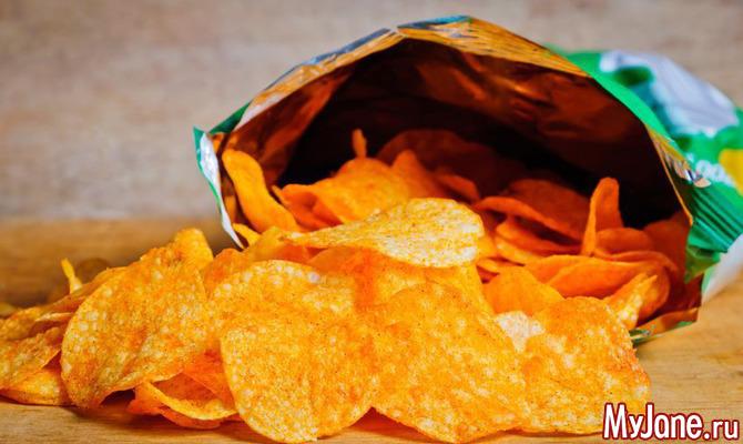 Вкус нездоровья: чем вредны чипсы