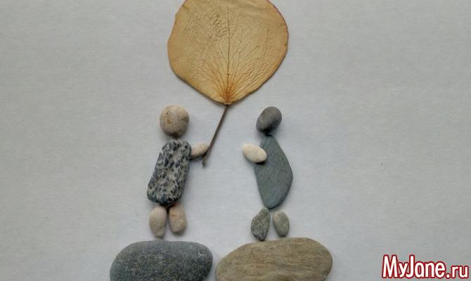 Морские камешки – занимательное хобби