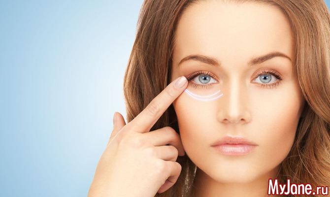 Почему под глазами появляются синяки и как от них избавиться