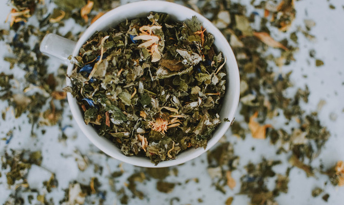 Фиточаи - листья и травы для здоровья