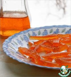 Мармелад из цедры грейпфрута