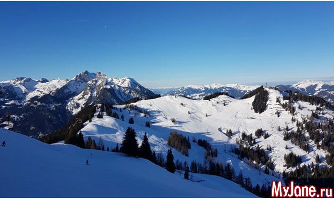 Лыжные курорты Австрии. Часть вторая
