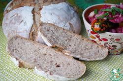 Хлеб постный с фасолью, пицца, батоны
