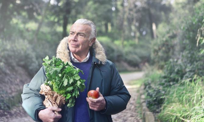Что меняется в мужском организме при вегетарианском питании