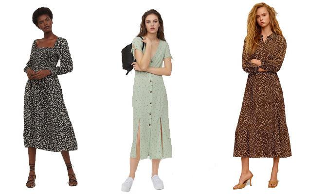 Платья для лета: модные тенденции 2020
