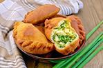 Пироги с зеленью антикризисные рецепты photo