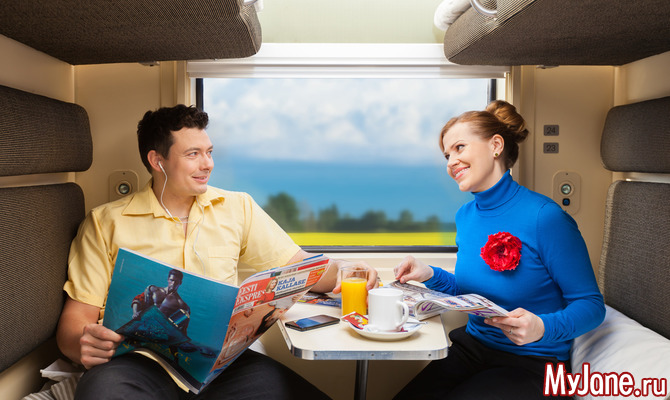 Лайфхаки для путешествия на поезде, которые действительно могут пригодиться