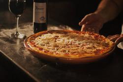 Такая древняя и такая вкусная пицца!