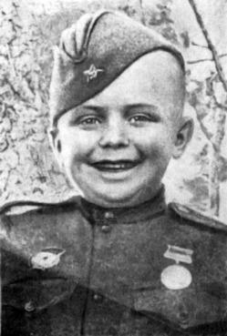 Как прошел войну самый маленький солдат?