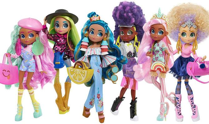 Hairdorables: почему их называют куклами-загадками
