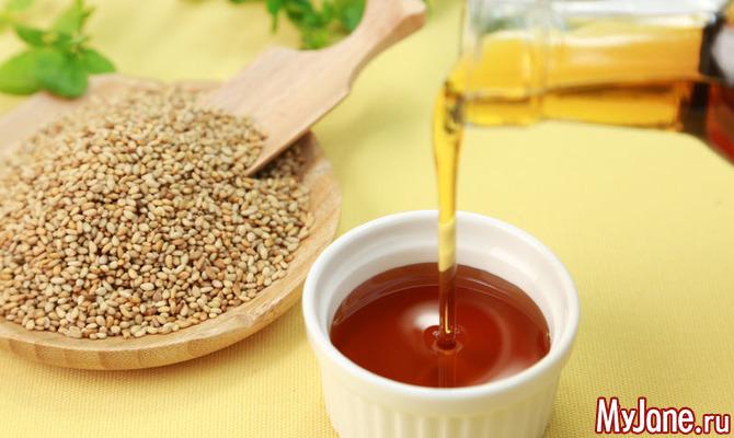 Кунжутное масло для здоровья и красоты