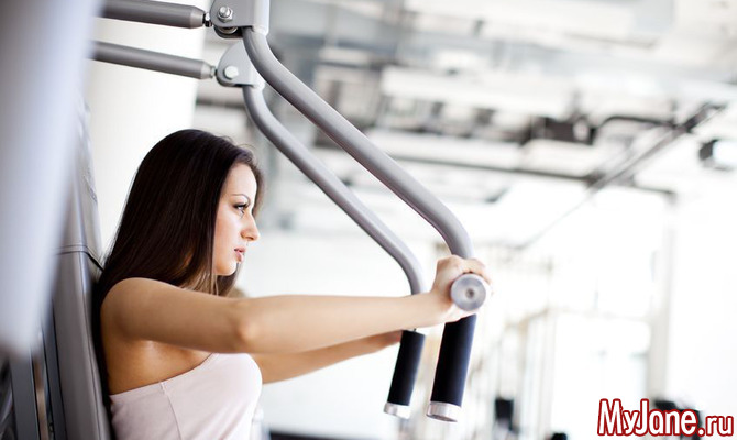 План предновогодних тренировок в тренажерном зале