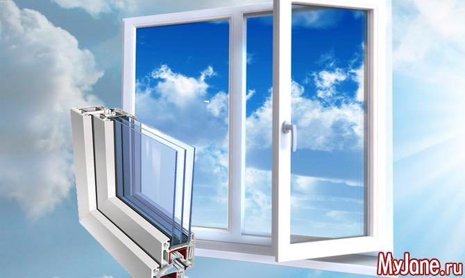 Пластиковые окна: плюсы и минусы