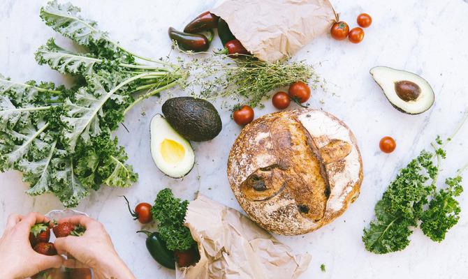 Пища, облегчающая работу желудочно-кишечного тракта и помогающая пищеварению