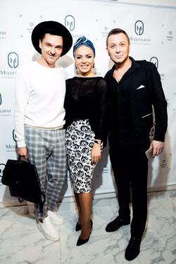 Столичные знаменитости побывали на открытии Центра Красоты и Здоровья «Модильяни»