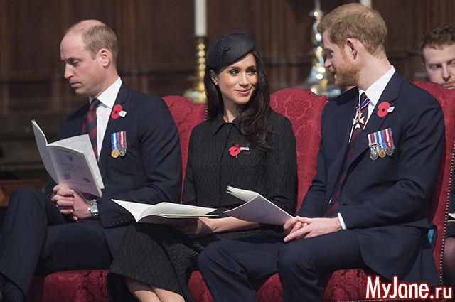 Меган и Гарри несколько часов скрывали рождение первенца
