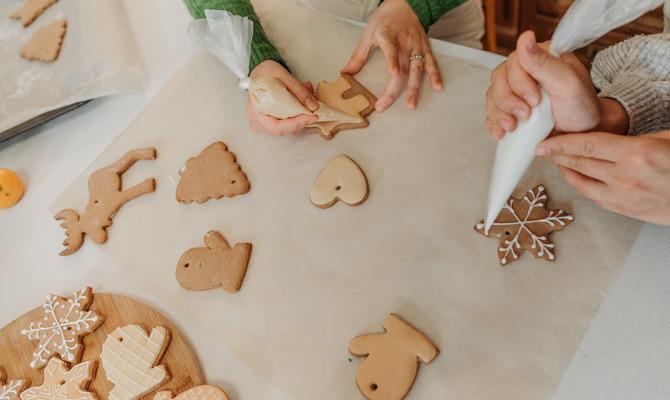 День домашнего печенья