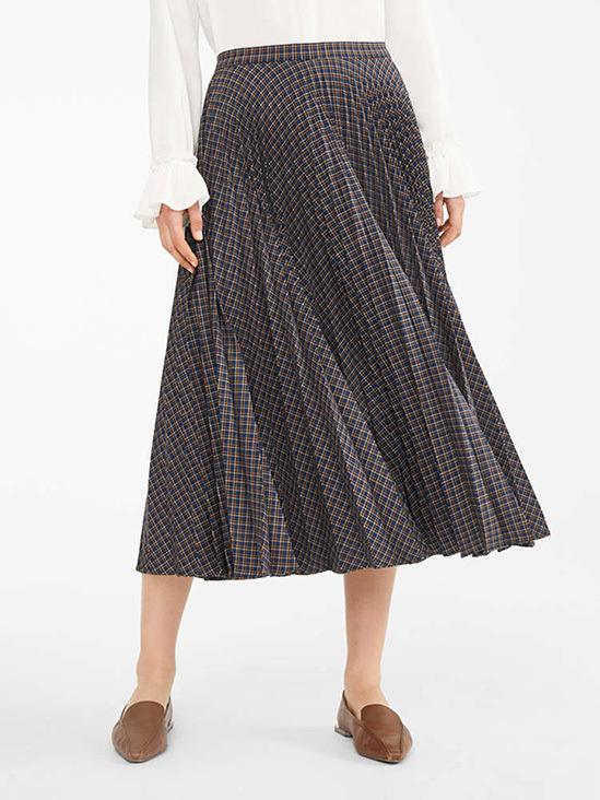 Модные юбки для начала осени