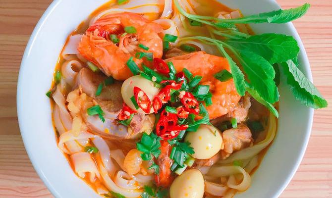 Супы по азиатским мотивам
