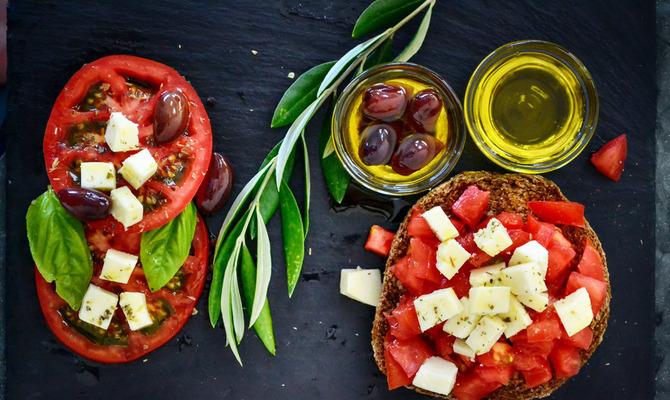 Средиземноморская диета – простой способ улучшить здоровье