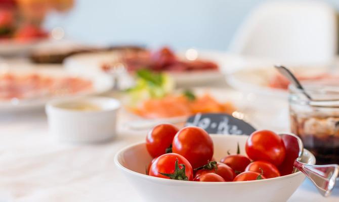 Вишнёвый томат, или Черри