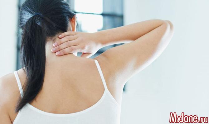 Шейный миозит: причины, симптомы, лечение