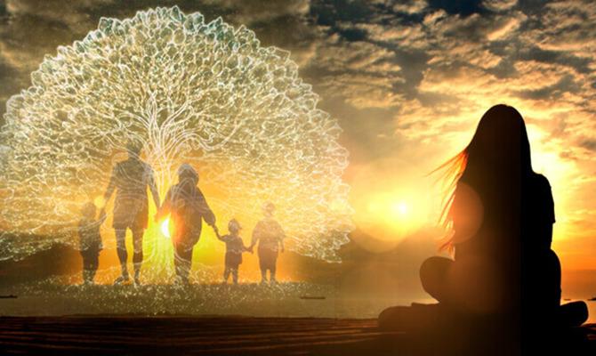 Что представляет из себя самая сильная медитация «Сила рода»?