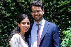 Сын короля Саудовской Аравии женился на своей избраннице