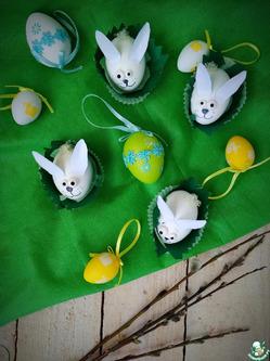 "Яйца ""Зайчики"""