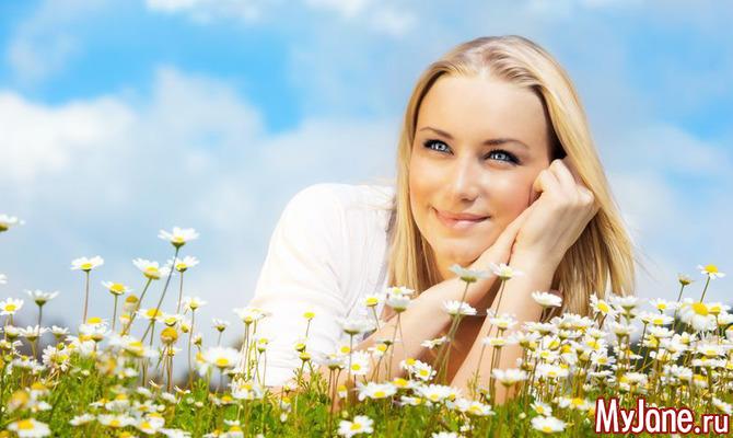 Как помочь волосам и коже весной. Простые эффективные рецепты