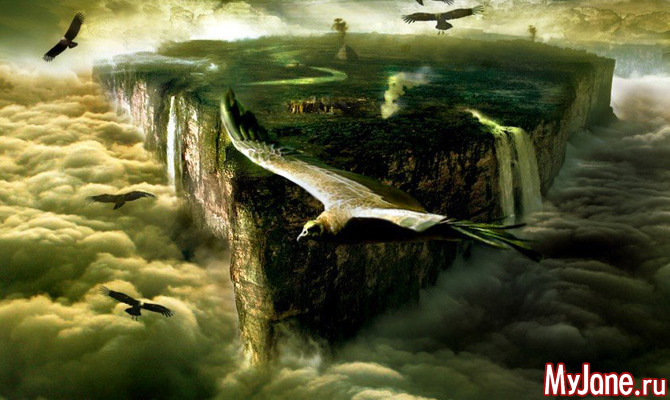 Гора Рорайма – «Затерянный мир» Артура Конан Дойла