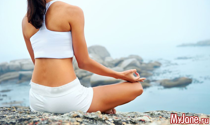 Азбука йоги: как правильно выполнять и в чем смысл Чин-мудры