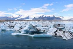 В горах Гренландии впервые прошел сильный дождь