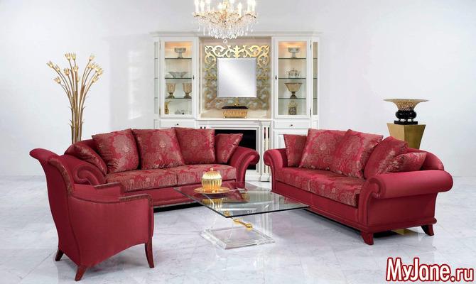 Обивка мягкой мебели: какую предпочесть?