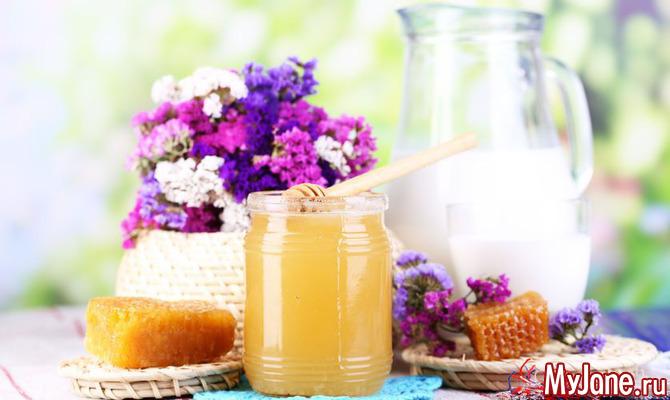 Универсальное лекарство – молоко и мед