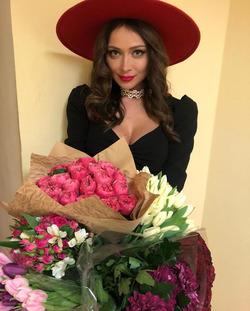 Настасья Самбурская рассекретила своего нового возлюбленного